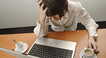 Slik blir du mindre stresset av e-post