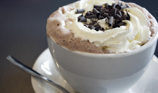 Hva kostet en kopp kakao ca 1790?