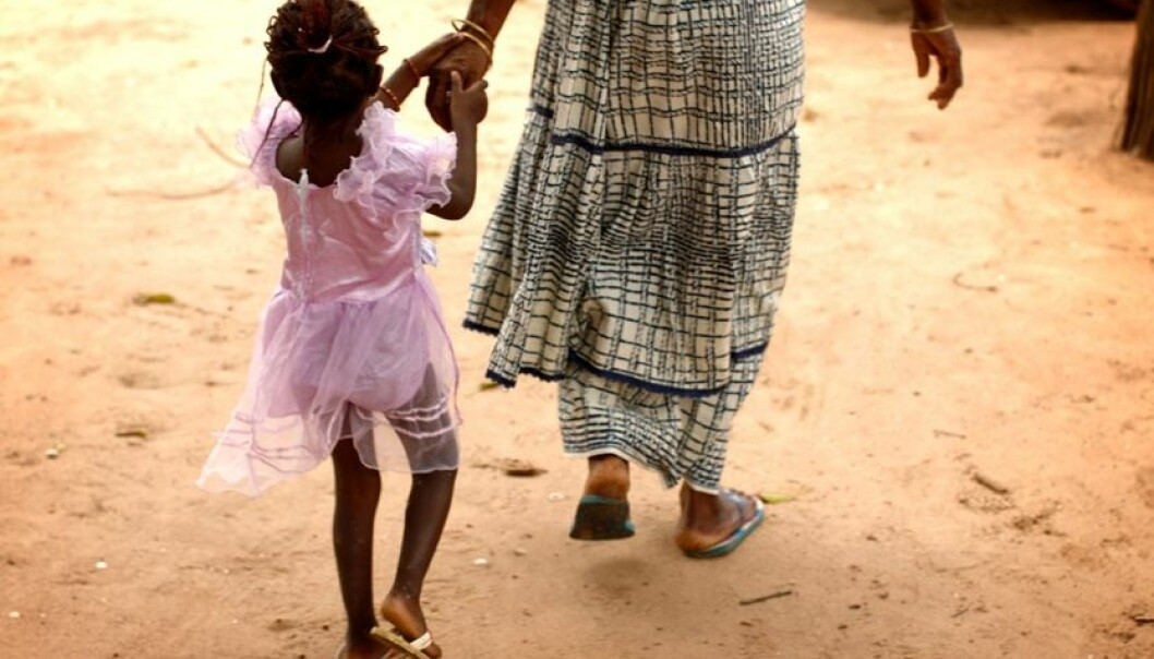 """There is scepticism towards international organisations coming from abroad in order to work against female genital mutilation in Somalia. """"It is important to find a locally accommodated strategy that people can accept,"""" says researcher Abdi Ali Gele. (Photo: Finbarr O'Reilly, Reuters Creative)"""
