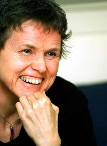 Professor Agnes Bolsø ved NTNU er en av forskerne bak studien.  (Foto: Kjell A. Olsen)
