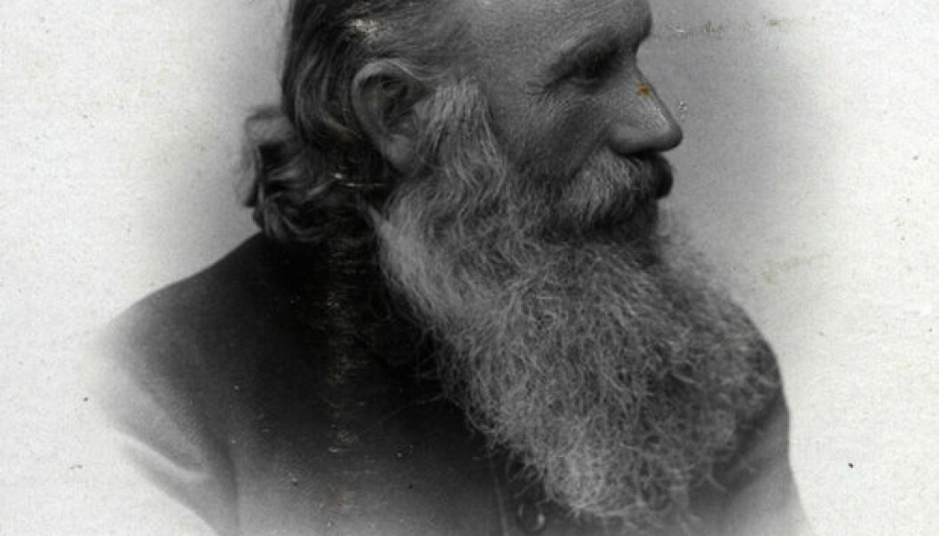 Karl Larsen Titlestad, a missionary in Zululand, 1865-1891. (Photo: School of Mission and Theology)