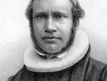 Hans Paludan Smith Schreuder, Norway's first missionary. (Photo: School of Mission and Theology)