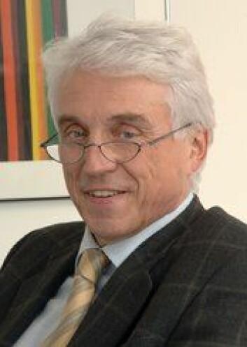 Karl Mann ledet en forskergruppe ved Universitetet i Heidelberg fra 1999 til 2014, da han ble professor emeritus. (Foto: Privat)