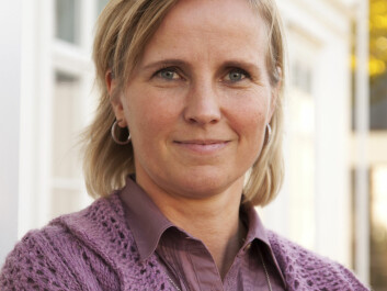 Kristin Fjelde Tjelle. (Photo: Heidi Elisabeth Sandnes)