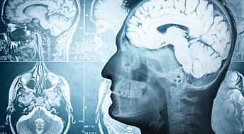 Lager sensor som kan overvåke hjernen og løse seg opp