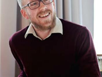 Håvard Bækken (Photo: Annica Thomsson)