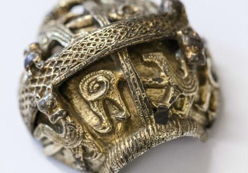 Viking raid may have saved British artefact