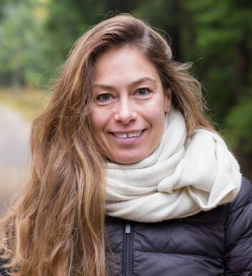 Professor Monica Melby-Lervåg ved Institutt for spesialpedagogikk ved Universitetet i Oslo. (Foto: UiO)