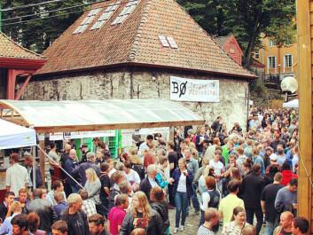 Bergen Beer Festival is held annually. (Photo: Bergen Beer Festival)