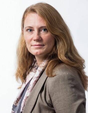 Pernille Rieker. (Foto: Nupi)