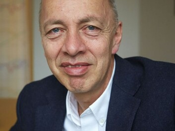 Professor Halvor Eifring (Photo: Annica Thomsson)