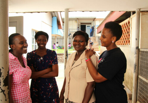 Education to fight the postnatal death rates in Uganda