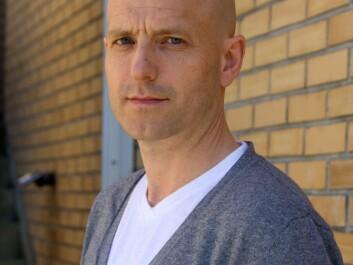 Brynjar Foss. (Photo: Ida Gudjonsson, UiS)