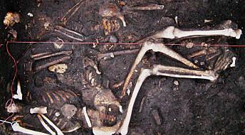 Pesten gjemte seg i Europa i 300 år