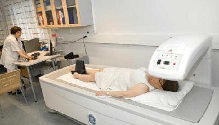 Bone density project sheds new light on risks
