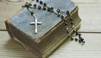 Lite velbelagte meninger om religion