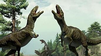 Dinosaurer kan ha danset for å imponere partneren