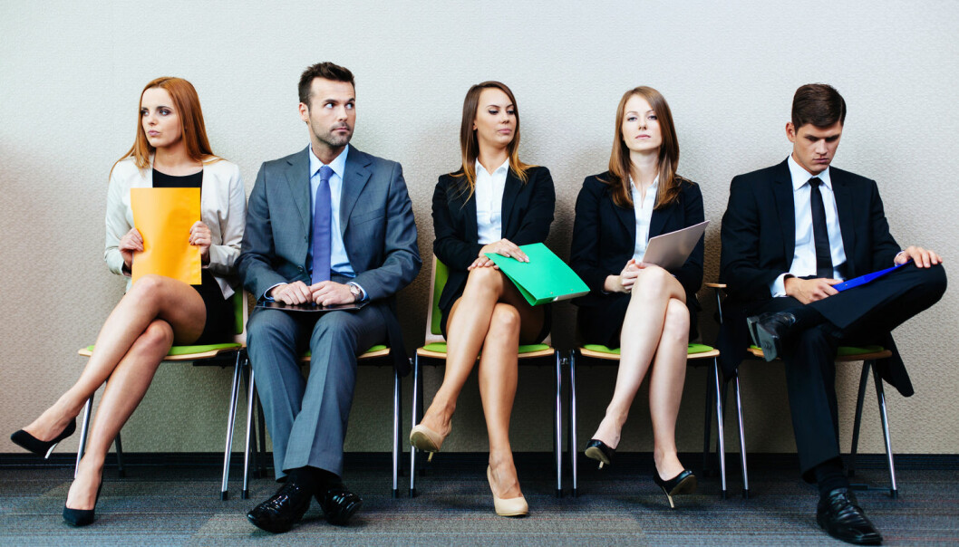 Kanskje det er lurt å være åpen om mørkere deler av fortiden sin i et jobbintervju? (Foto: Shutterstock/NTB Scanpix)