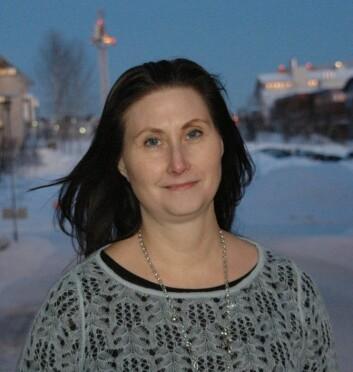 Christina Allard. (Foto: UiT)