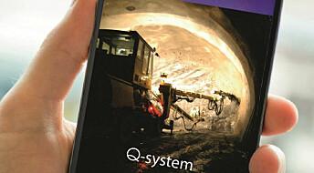 Ny app forenkler tunnelarbeid