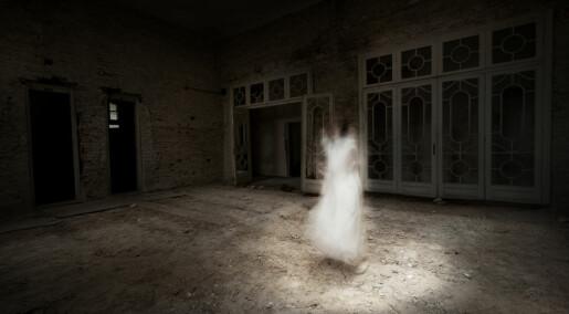 Helt naturlig å oppleve noe overnaturlig