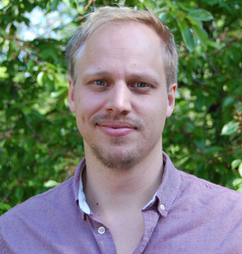 Jeg heter Lasse Biørnstad, og jeg begynte å jobbe i forskning.no i mai i 2014. (Foto: forskning.no)
