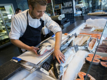 Salmon production is currently at just over one million tons per year, and production is expected to increase substantially in the future. (Photo: Berit Roald/NTB scanpix)