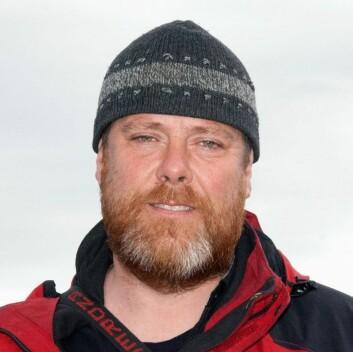 Jørgen Berge er biologiprofessor ved UiT. (Foto: Karine Nigar Aarskog)