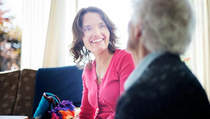 Elderly with dementia perceive nursing homes as prisons