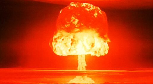 Hydrogenbomben – terror i flere trinn