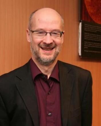 Terje Wahl er avdelingsdirektør ved Norsk Romsenter. (Foto: Norsk Romsenter)