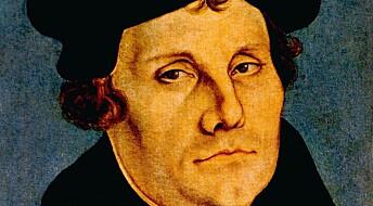 Martin Luther inspirerte Kant og Heidegger