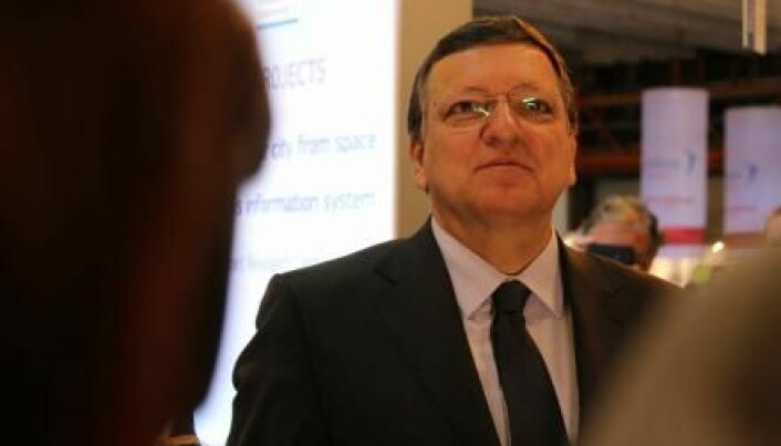 Barroso: researchers must learn from the Americans