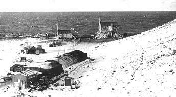 Jan Mayen-forskere fant rester av amerikansk krigsbase