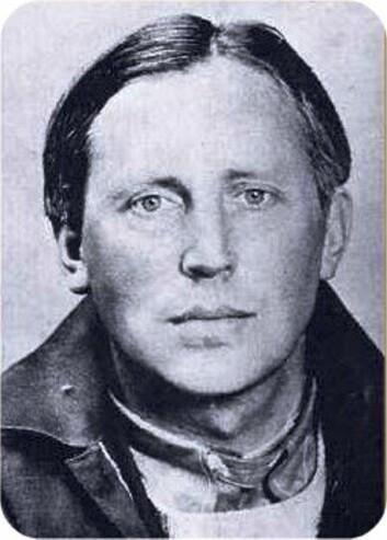 Foto av Nordahl Grieg, tatt i krigsårene. (Foto: Ukjent opphavsperson)