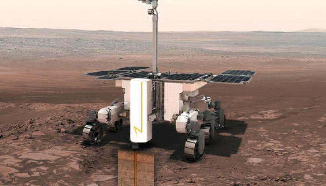Boreteknologi til Mars gir elbillader på jorda