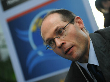 Olivier De Schutter, here during a World Summit on Food Security organized by the Food and Agriculture Organization (FAO) in 2009 (Photo: Alberto Pizzoli AFP Photo)
