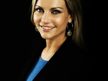 Postdoctoral Fellow Cecilie Schou Andreassen (Photo: UiB)