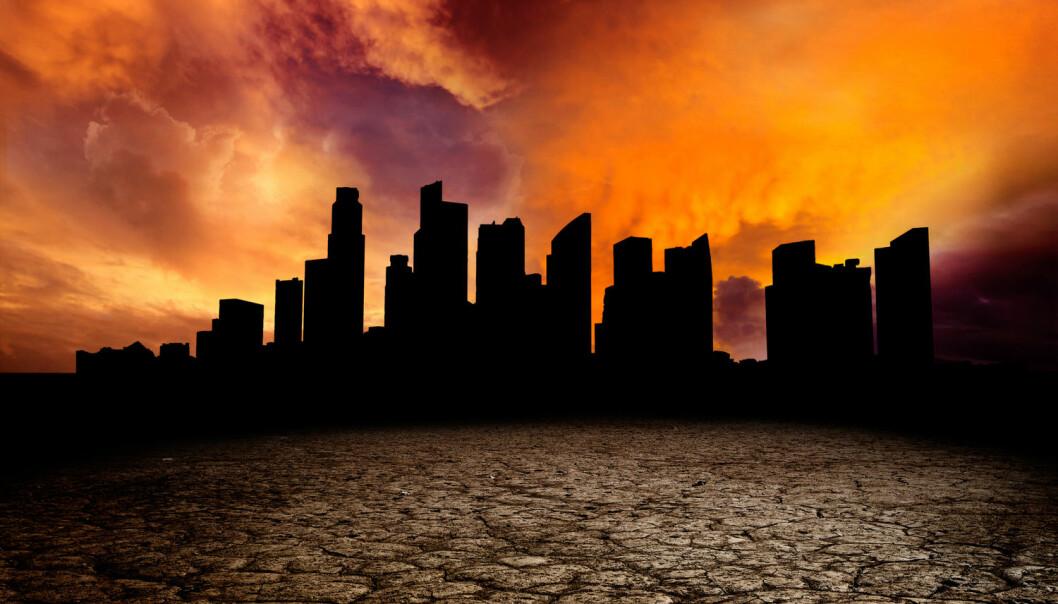Den langsiktige værvarslinga virker å være bankers: CO2 blir mangelvare, plantene dør – og deretter dør vi – altså dyrene. Om noen år. Og årsaken? Jordas geologiske aktivitet og livet, i seg selv. (Foto: 9photos, Shutterstock, NTB scanpix)