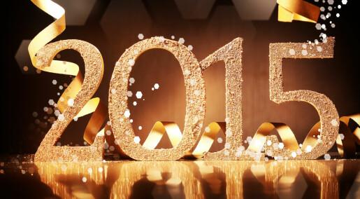Mest lest i 2015