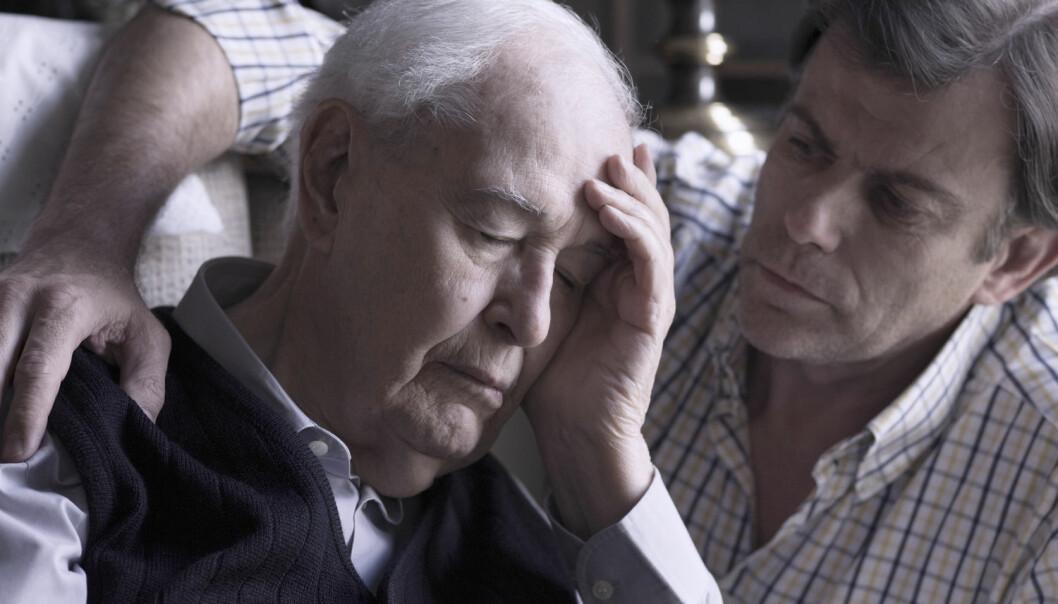 Kan Alzheimers sykdom overføres fra syke til friske mennesker? UiO-forsker Jens Pahnke tror ikke det. Nå leder han et internasjonalt forskningsprosjekt som skal rydde opp i usikkerheten.  (Foto: Fresnel, Shutterstock, NTB scanpix)