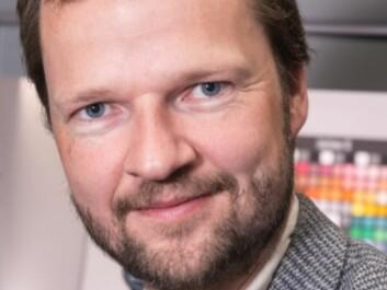 Jon Yngve Hardeberg. (Photo: Gjøvik University College)