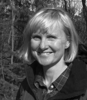 Brynhild Granås forsker ved Institutt for reiseliv og nordlige studer ved UiT.   (Foto: Ragnhildur Asvalds)