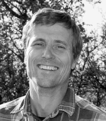 Svein Anders Noer Lie er førsteamanuensis i filosofi ved UiT.  (Foto: Karine Nigar Aarskog)