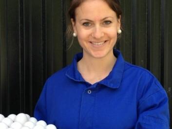 Researcher Margrethe Brantsæter. (Photo: NMBU)