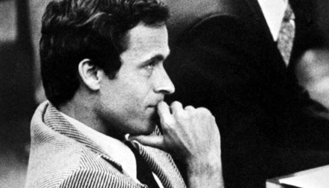 Seriemorderen Ted Bundy tilsto over 30 drap før han ble henrettet i den elektriske stolen i 1989. her fra rettsalen i 1979. (Foto: Donn Dughi, State Archives of Florida, Florida Memory)