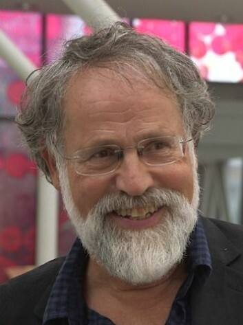 Johan F. Storm er professor i nevrofysiologi ved Universitetet i Oslo. (Foto: Per Ivar Rognes, NRK)