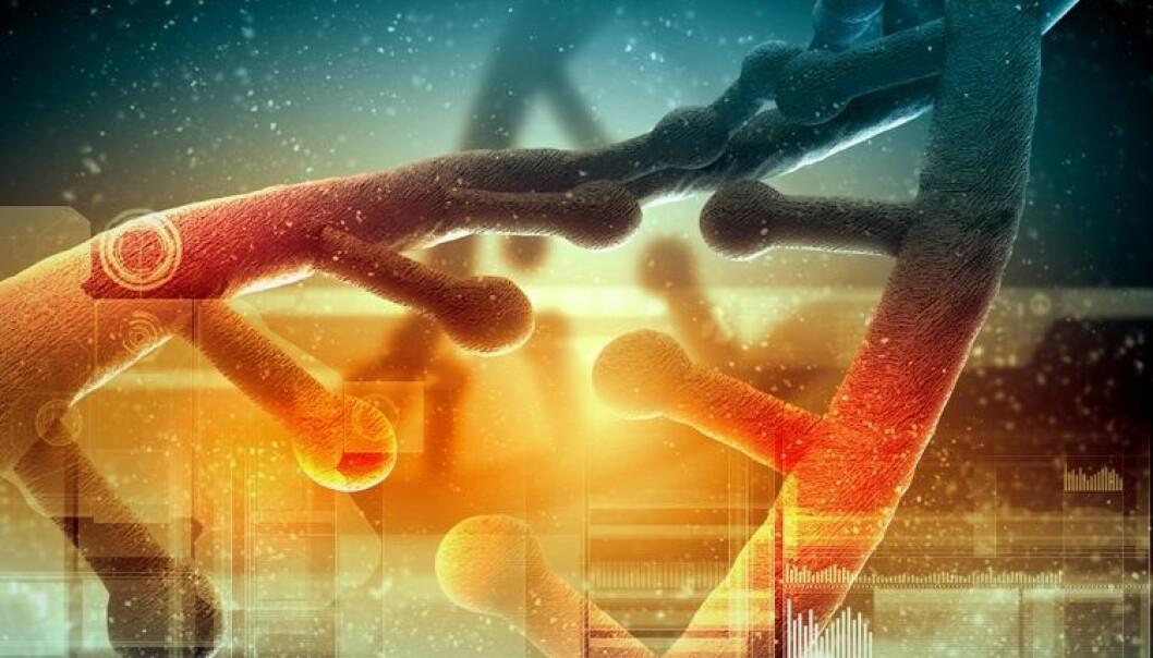 Hemmeligheten bak en ukjent sykdom kan ligge i DNAet vårt. Men å finne hemmeligheten er et langsomt og komplisert stykke arbeid. (Illustrasjonsfoto: Colourbox.)