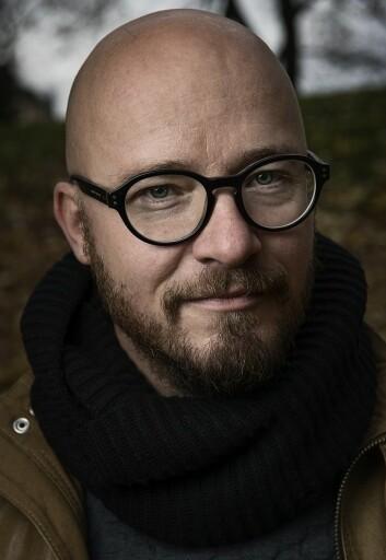 Christer Hyggen ved Nova ved Høgskolen i Oslo og Akershus. (Foto: Benjamin A. Ward)