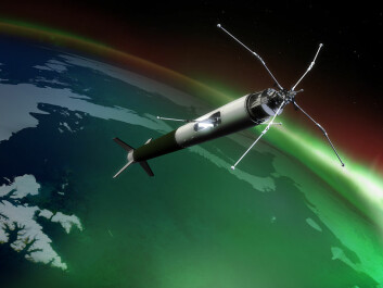 (Illustration: Trond Abrahamsen, Andøya Rocket Range)